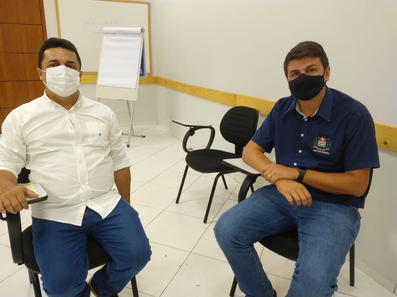 Noticia Destaque Presidente e Vice irão integrar diretoria do Samu Noroeste