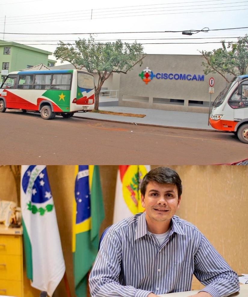 Noticia Destaque Nova gestão da CISCOMCAM tem como meta descentralizar atendimentos e dobrar especialidades médicas