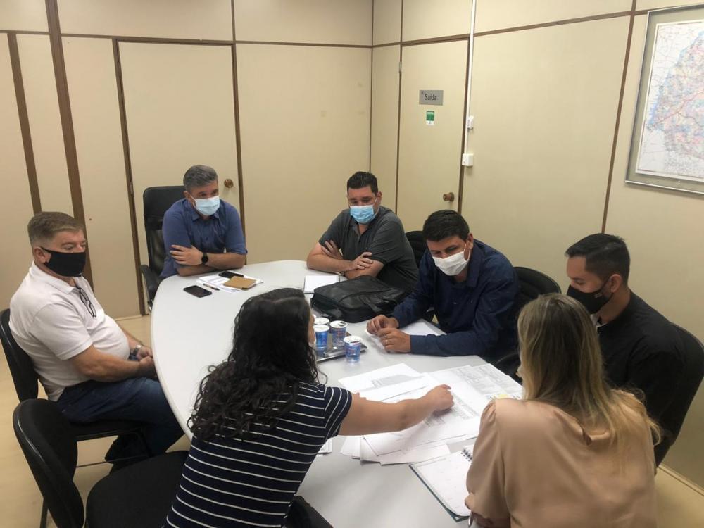 Noticia Destaque Em Curitiba prefeito Rafael articula novas conquistas para CISCOMCAM